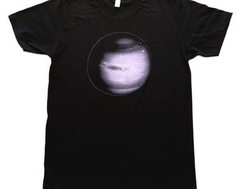 Mens Neptune PLANET T Shirt xs S M L Xl xxl xxxl (As seen from Triton)