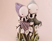 "Tarot Poppet - ""The Lovers"" - Limited Edition Poppet Sculpture #11/100"