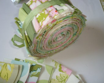 Up Parasol and Nicey Jane by Heather Bailey for Free Spirit Jelly Roll
