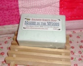 Naked in the Woods Shea Butter/Goats Milk Soap