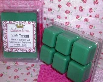 Irish Tweed Wax Melt
