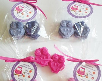 Owl Baby Shower Favors Owl Babies Party Favors Been A Hoot Owl Blossom  Shower Favors Handmade