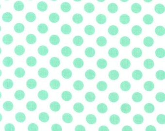 Ta Dot Sprout Polka Dots Michael Miller Fabric