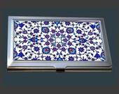 Business Card Case - An Arabesque/Oriental Design