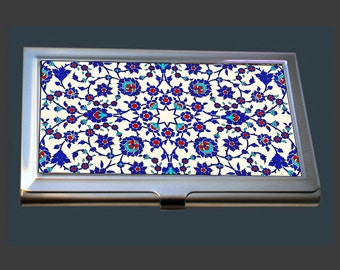 Business Card Case - An Arabesque/Oriental Design