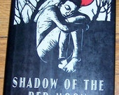 Book, Shadow of the Red Moon, African American, Young Adult, Reading, Novel, Black, Free shipping, Literature, Walter Dean Myers