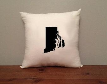 Rhode Island Pillow