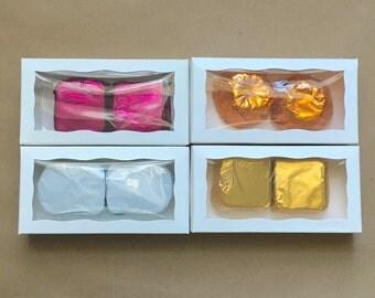 Luxury Buttery Bath Melts, 2 pack
