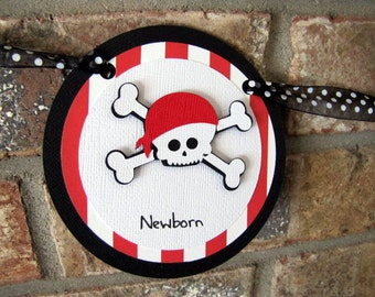 Pirate Party 1st Year Photo Banner, Shiver Me Timbers, Pirate Photo Banner, Pirate 1st Birthday Party, Pirate Party Banner, Pirate Birthday