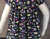 Bugs Baby Dress 6-12mo