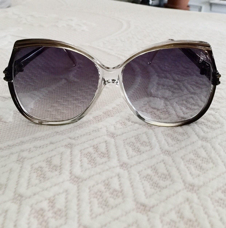 Large Vintage Sunglasses 90