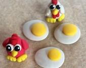 Tiny Chicken family