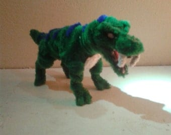 Fuzzy Figures - Gorgonopsid