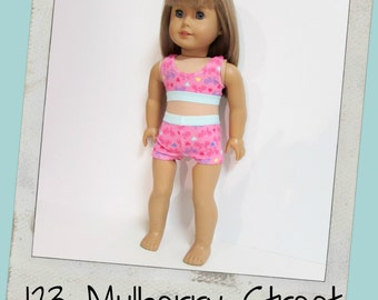 """18"""" Doll Clothes- GOTCHIES-  Bicycles"""