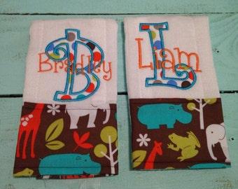 Baby Boy Gift, Boy Burp Cloth, Baby Boy Gift, Baby Boy, Boy Burp Cloth