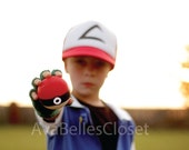Ash Ketchum - Pokemon Costume - Sizes 12 month - Kids 12/14