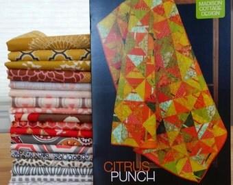 Quilt Kit Citrus Punch