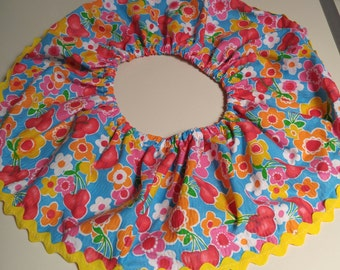 Cherries and Flowers  Skirt for Baby Girl