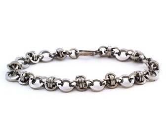 Tavi Stainless Steel Chainmaille Bracelet
