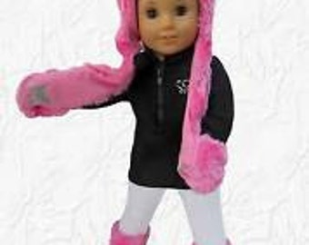 SOON TO COME!!!!   veriety of 18 inch Dolls with full wardrobe