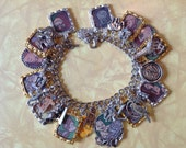 Disney's Tarzan Altered Art Charm Bracelet