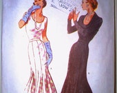 retro butterick '51 pattern 6699 ~ fast and easy misses skirt ~ (2000) ~ UNCUT