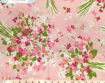 Vintage Pretty Pink Shabby Chic Pillowcase