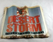 Desert Storm Victory Newspaper. Gulf War Newspaper. Syracuse Herald Journal March 7, 1991. Victory in The Gulf. Complete Newspaper.