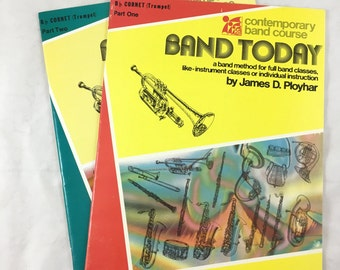 a project by Mr. Glynn TRUMPET - The Basic Band Book