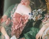 Private listing for Charliee Warmer: Madame de Pompadour choker