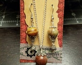 Hot Air Balloons - Matching earring/necklace set