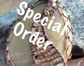 Custom order for Ellen, ThePurpleLilyDesigns