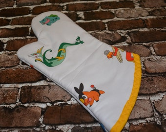Pokemon Oven Mitt