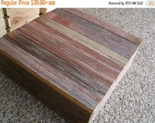ON SALE Rustic Cake Stand / table centerpiece / 10,12,14,16 - 21in / barn wood cake stand / rustic wedding , wedding decoration , wedding re
