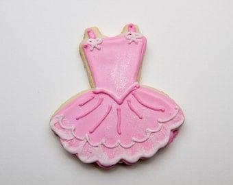 Ballerina Cookies (3 dozen)