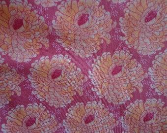 Tina Givens Westminster Fibers # TG 22 Petals  Floral Fabric Half Yard