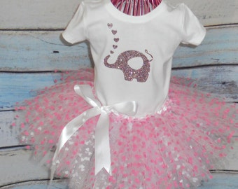 Tutu Dress Ready To Ship Size 3 Elephant Tutu Dress