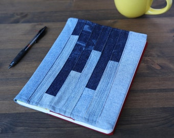 Journal Book Cover Ghee's Bend Inspired
