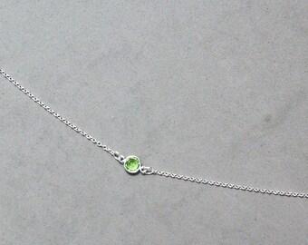 Swarovski August Birthstone Bracelet
