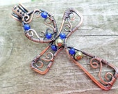 SALE! Wire Wrapped Ankh Tutorial INSTANT Digital Download