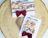 September Bow of the Month Set