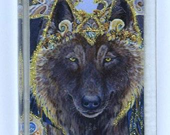 Wolf King Pendant