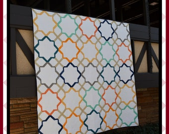 In Your Neighborhood Pdf Quilt Pattern With 3 Size Options