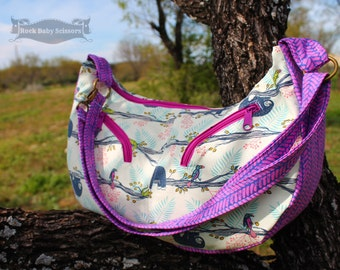 Design Your Own Sheena Hobo Bag