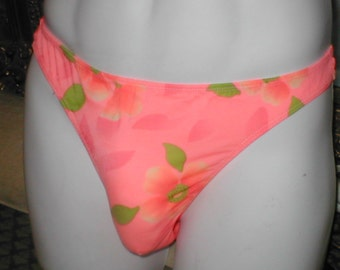 Colorful Gstring/Thong Swimsuit for Men