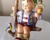 Boy in Apple Tree 142/I TMK 6 Hummel