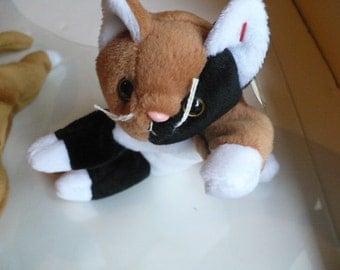 Kitten Plushie, Kid's Toy, Stuffed Animal, Beanie Baby Cat Toy