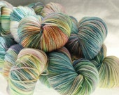 Handpainted Yarn - Pick your Weight - Northern Lights