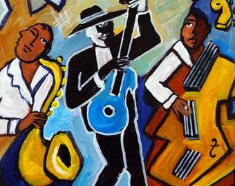 Le Trio de Jazz