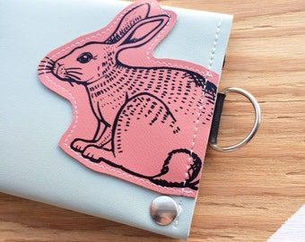 Reckless Rabbit Travel Wallet